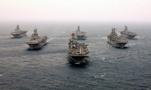 Hải quân Mỹ nâng cấp tên lửa đối phó Trung Quốc 1