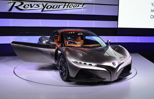 10 mẫu concept ôtô đẹp nhất 2015 2