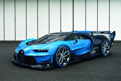 10 mẫu concept ôtô đẹp nhất 2015 4