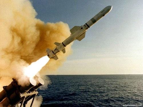 Hải quân Mỹ nâng cấp tên lửa đối phó Trung Quốc 3