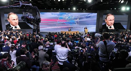 Kỹ năng ngoại giao lúc cương lúc nhu của Putin 2
