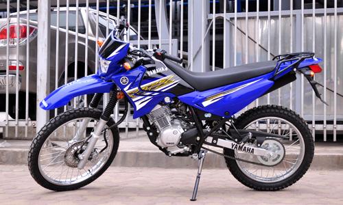 Yamaha XTZ 125 - xe cào cào giá 55 triệu tại Hà Nội.