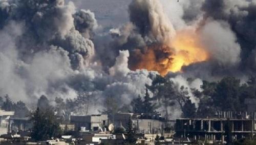 """Chiến trường Syria nín thở chờ """"bão lớn"""" 1"""