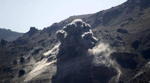 Hai quả tên lửa đạn đạo được phóng từ Yemen.