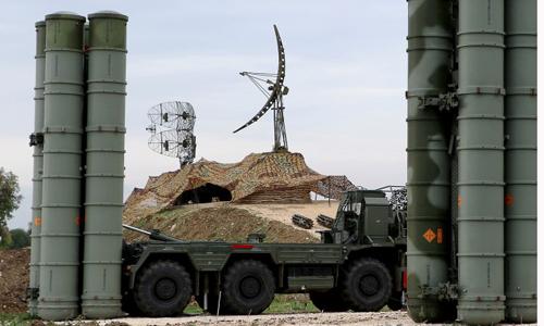 Nga tăng mắt thần giám sát không phận Syria bằng tên lửa BUK 1