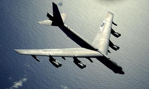 B-52 khoét sâu mâu thuẫn Mỹ - Trung trên Biển Đông 1