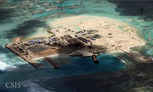 B-52 khoét sâu mâu thuẫn Mỹ - Trung trên Biển Đông 2