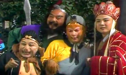 Những lỗi hài hước trong phim Tây Du Ký 1986
