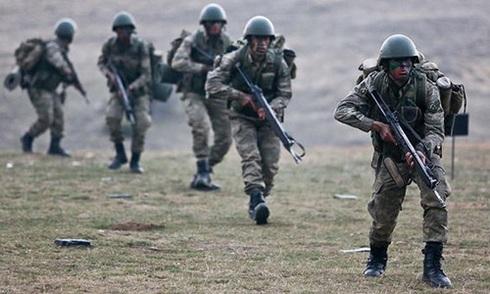 Thổ Nhĩ Kỳ tuyên bố tiếp tục rút quân khỏi Iraq