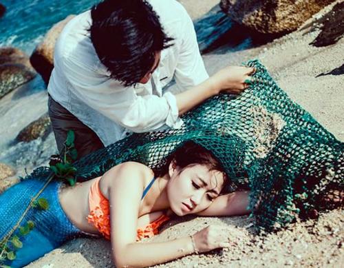 Quảng Nam truy tìm chủ trang mạng đăng tin xuất hiện nàng tiên cá 1