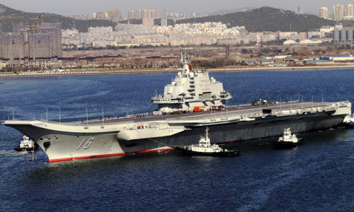 Hai lý do Trung Quốc quyết đóng thêm tàu sân bay 1