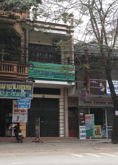 Dừng hoạt động Trung tâm hỗ trợ người nghèo tại Thanh Hóa 1