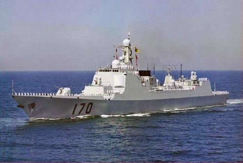 Hiệp đồng tác chiến - trọng tâm diễn tập trên biển của Trung Quốc 2