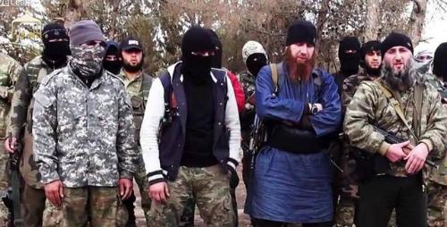 Chiến binh Nga ồ ạt gia nhập IS 1