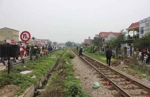 Hai vụ tai nạn tàu hỏa cách nhau một giờ ở Vinh 2