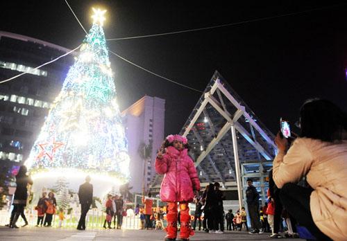 Bắc Bộ trở rét vào đêm Giáng sinh 1