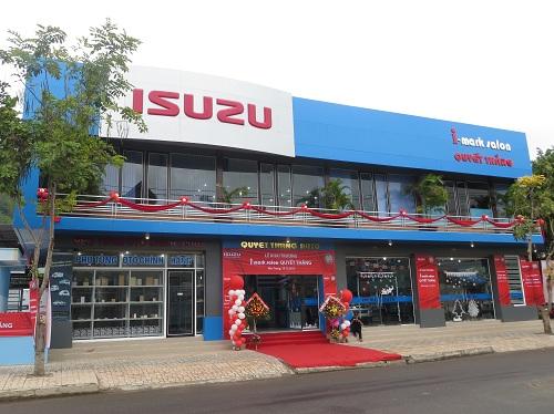 Isuzu có thêm hệ thống phân phối tại miền Trung 2