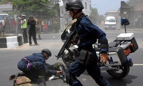Indonesia cảnh báo khủng bố mức cao nhất