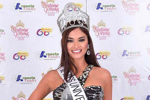 Tân hoa hậu Hoàn vũ bị đồn là bạn gái tổng thống Philippines