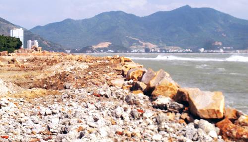 Khánh Hòa kiểm tra dự án bị tố lấp vịnh Nha Trang 1