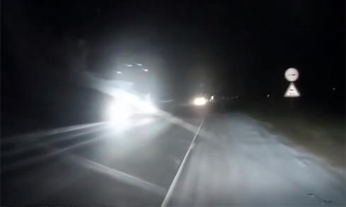 Truyền hình trực tiếp vô tình ghi hình tai nạn giao thông 3