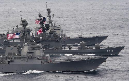 Điều tên lửa ra đảo, Nhật muốn chiếm thế thượng phong trước Trung Quốc 1