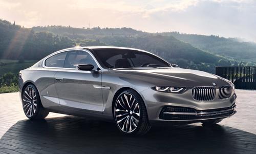 BMW i6 và serie 9 - cặp sedan hạng sang mới sắp ra mắt 1