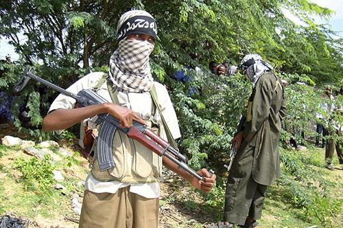[Caption]các phiến quânAl-Shabaabcủa Somali