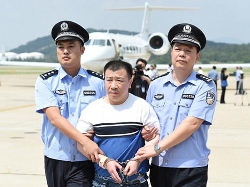 Lưới trời chống tham nhũng Trung Quốc khó chạm Bắc Mỹ 1