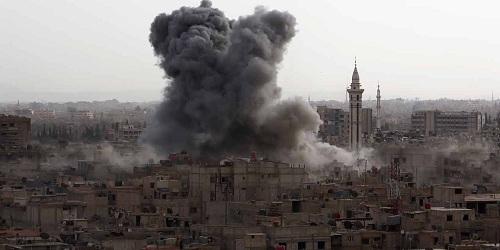 Nga chiếm ưu thế, Mỹ mất dần ảnh hưởng ở Trung Đông 1