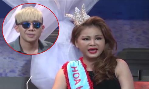 Tân Hoa hậu khiến Trấn Thành choáng váng với tiếng Anh 'thập cẩm'