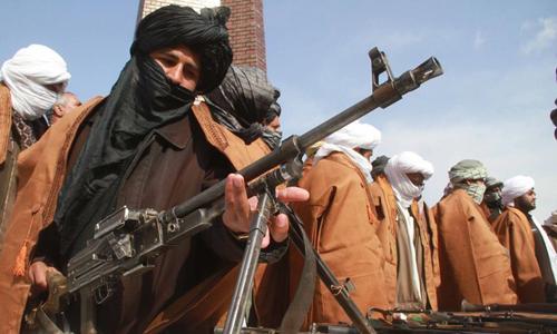 Vì sao Nga bất ngờ liên kết với Taliban để diệt IS 1