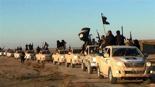 Mất lãnh thổ, IS vẫn duy trì vị thế 1
