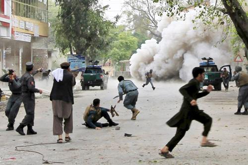 Vì sao Nga bất ngờ liên kết với Taliban để diệt IS 2