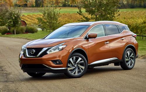Nissan Murano giá 29.700 USD đe dọa Toyota Highlander 1