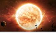 Ngôi sao lớn hơn Mặt Trời gần 2.000 lần, nhẹ hơn nước