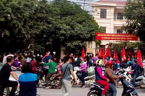 Chính phủ chỉ đạo giải quyết khiếu nại của công dân xã Ninh Hiệp 1