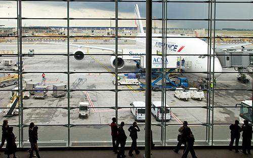 [Caption]Charles De Gaulle airportPhoto: Alamy