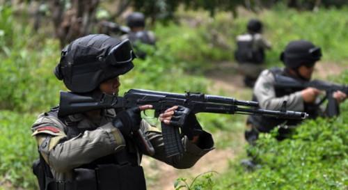 Bị IS rình rập, Indonesia ra đòn đánh phủ đầu 1