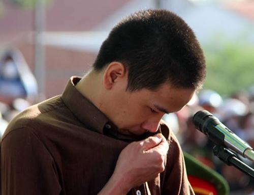 Nhiều người ký tên xin giảm án tử cho Vũ Văn Tiến