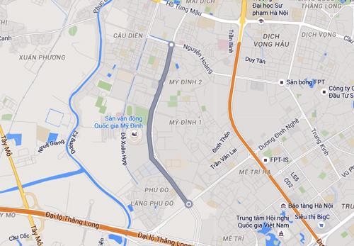 Hà Nội cấm một số tuyến đường phục vụ Đại hội Đảng 1