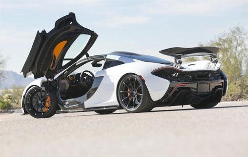 McLaren P1 cuối cùng cho Mỹ - hàng qua sử dụng giá triệu đô 1