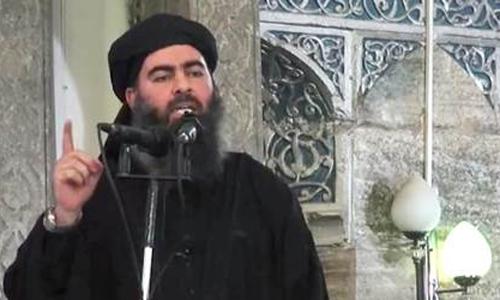 Thủ lĩnh IS thách thức Nga và Mỹ trong tuyên bố mới