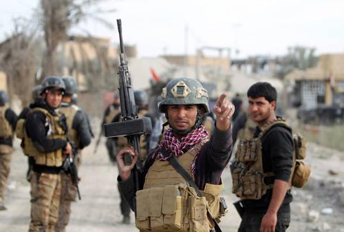 Người khiến IS hứng chịu thảm bại ở Ramadi 2