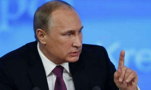 Phong cách ngôn từ gây sốc của Putin 1