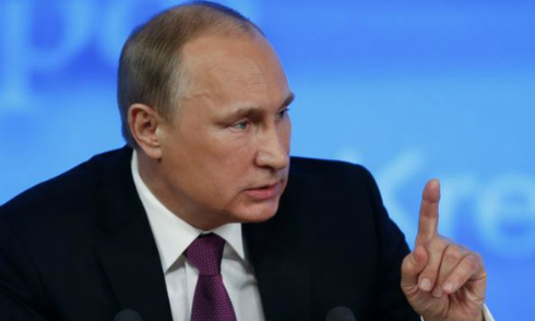 Phong cách ngôn từ gây sốc của Putin