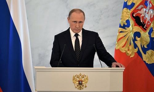 Những quyết sách của Putin năm 2015 1