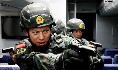 Quân đội Trung Quốc truy lùng khủng bố tới tận đâu theo luật mới 1