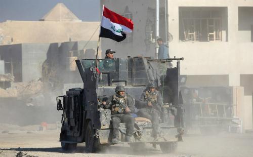 Thay đổi nhỏ làm nên chiến thắng lớn trước IS ở Ramadi 1