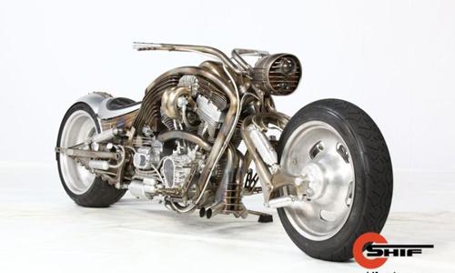 Harley-Davidson Terminatior - kẻ hủy diệt 1